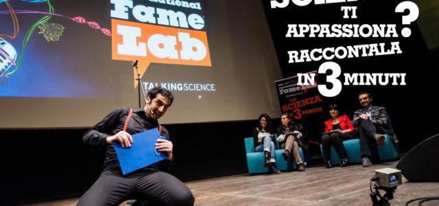 FameLab, il talent show della scienza, sbarca finalmente anche a Cagliari! La Sezione di Cagliari dell'Istituto Nazionale di Fisica Nucleare e l'Istituto Nazionale di Astrofisica con l'Osservatorio Astronomico di Cagliari […]