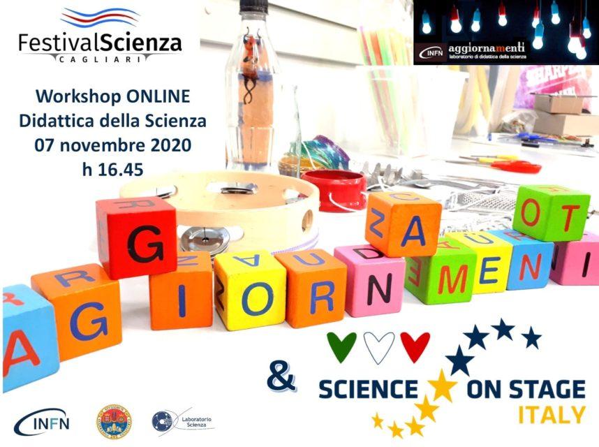 Webinar per il Cagliari Festival Scienza 2020